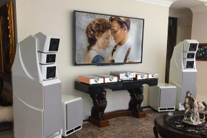 High end music with Wilson Audio